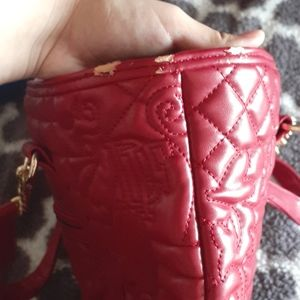 Difei Bags - Difei Large Red Purse
